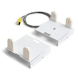 Pre-Wired - 2-Lamp 4ft. Fluorscent T12/T8 to LED T8 Retrofit Kit - Non Shunted Sockets - Direct Wire Tubes Only
