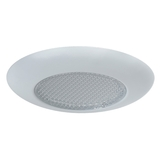6 Inch Lensed Trim - White - Maximus Lighting
