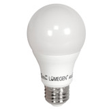 LED A19 Bulb 5.5 Watt - 40W Equiv. - Dimmable - 450 Lumens - LumeGen