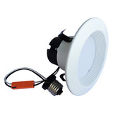 "6"" Recessed Light  - 12W - 960 Lumens - Triac Dimmable - 2 Pack"