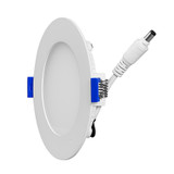 """LED 6"""" Ultra Slim Color Tunable Downlight - 12W Dimmable - 1000 Lumens"""