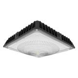LED Slim Black Canopy - 70 Watts  - 8750 Lumens - LumeGen