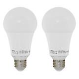 A21 - Omni LED Bulb - 2 Pack -17 Watt - 100W Equiv - CEC Compliant - Dimmable - 1600 Lumens