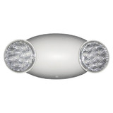 LED High Output Remote Capable Emergency Light - Morris White