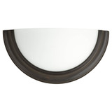 Eclipse Collection - One-Light Wall Sconce - Antique Bronze - Progress Lighting