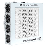 LED PhytoMAX-2 400 Full Spectrum Indoor Grow Light - 420W - Black Dog LED