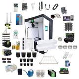 5ft x 5ft Complete Grow Kit - PhytoMAX-2 800 - 840W - Black Dog LED