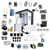 5ft x 5ft Complete Grow Kit - PhytoMAX-2 1000 - 1050W - Black Dog LED