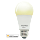 Sylvania SMART HomeKit® A19 White Bulb 9 Watts by Sylvania