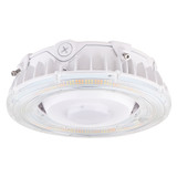 LED Color Tunable Garage Canopy Light - 55W - 7700 Lumens