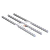 4' LED Troffer Retrofit Kit - 44W - Dimmable - 4850 Lumens - Sylvania