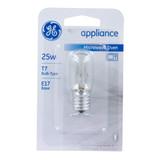 Appliance Bulb - E17 - 25W