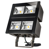 Night Falcon LED Floodlight - 347V - 256 Watt - 33,000 Lumens - Trunion Mount - Lumark