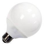 Mini Globe Light - 11W 500 Lumens - 10,000 Life Hours