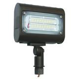 LED Area Light - 15 Watt - Knuckle Mount - 1650 Lumens - Morris