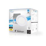 LED - Ultra Slim 4 inch Recessed Light - 9 Watt -  Dimmable - 600 Lumens - Euri