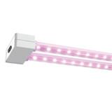 "LED 24"" Red Spectrum Dual Grow Light - 19 Watt - Flush Mount or Hanging - Linkable - Feit Electric"