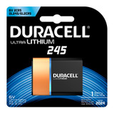 Duracell 245 Lithium Battery - 6V - 1/Pack