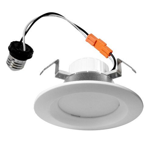LED 4 Inch Recessed Light - 9.5 Watt - Dimmable - 600 Lumens - LumeGen