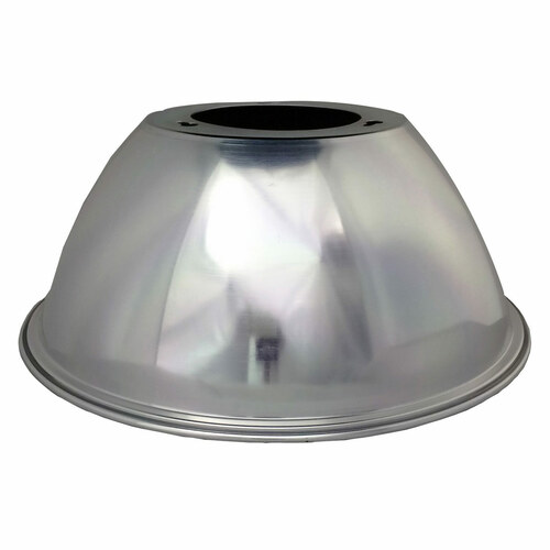 Low Bay Light 60 Degree Aluminum Reflector 71511 by Morris