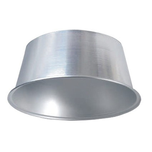 Low Bay Light 90 Degree Aluminum Reflector 71515 by Morris