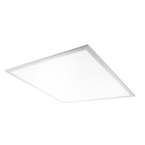 2X2ft Edge-Lit LED Flat Panel - 32W - Dimmable - 3500 Lumens - Emergency Back-Up - Sylvania