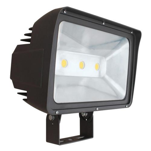 LED Floodlight - 80 Watt - Trunnion Mount - 10,142 Lumens - Morris