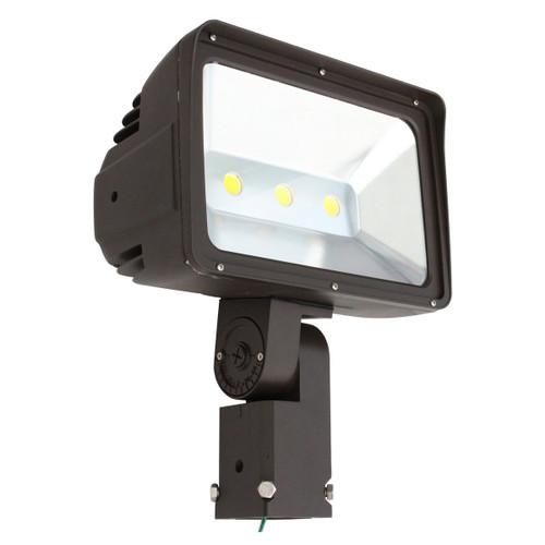 LED Floodlight - 80 Watt - Slipfitter Mount - 10,142 Lumens - Morris