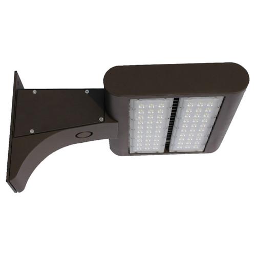 LED Area Light - 100 Watt - Wall Mount - 11,000 Lumens - Morris