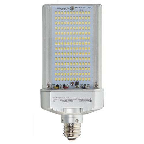 Wall Pack LED Bulb 50 Watts Retrofit with E26 Edison Base Type 5,814 Lumens by Light Efficient Design