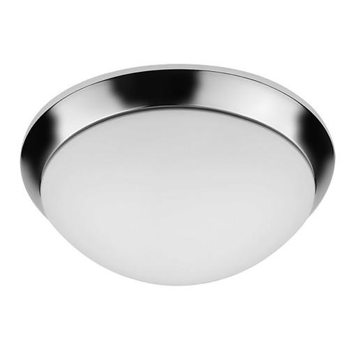 "LED 25W 15"" Round Ceiling Light - Chrome - Euri Lighting"