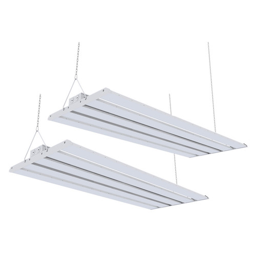 Case of 2 4ft. LED Linear High Bay - 5 Modules - 250 Watt - 34380 Lumens