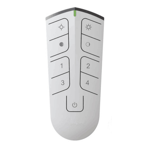 Bluetooth Remote Control Panel - 9 Keys -  for Color Tunable Flat Panels