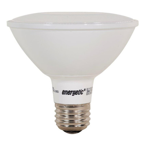 PAR30 LED Bulb 10.5 Watts Dimmable (60W Equiv) 600 Lumens by Energetic Lighting