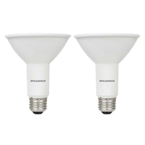 LED Value Series 2 Pack - PAR30 Long Neck - 9 Watt - 65 Watt Halogen Equiv - 800 Lumens