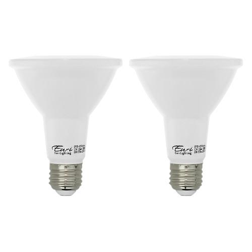 LED PAR30 - 2 Pack - 12 Watt - 75W Equiv - CEC Compliant - Dimmable - 850 Lumens