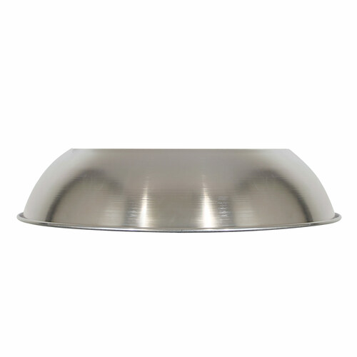 90° Silver Aluminum Reflector