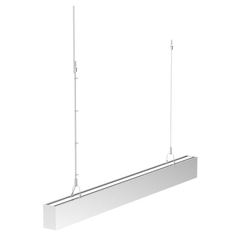 4ft LED Up Down Linear Light - 50W - 4900 Lumens – Suspended or Wall Mount