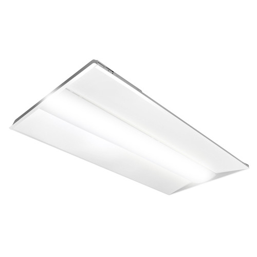 2x4 - Color Tunable & Wattage Adjustable LED Troffer - 33/40/50W - Dimmable