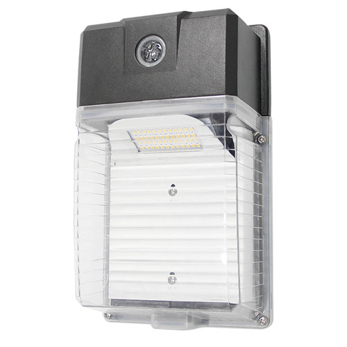 LED Mini Wall Pack - 20W - Photocell Included - 1800 Lumens - LumeGen
