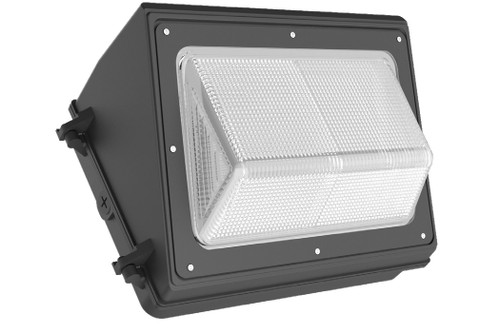 LED Wall Pack - 60 Watt - 8500 Lumens - Photocell Included