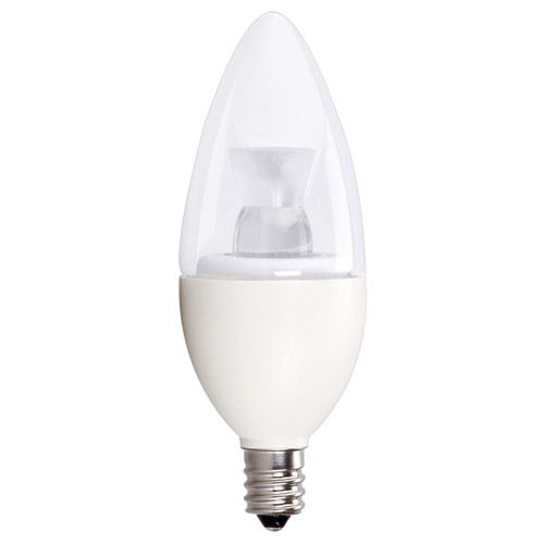LED B11 Candelabra - 5 Watt - 30W Equivalent - Dimmable - 325 Lumens - LumeGen
