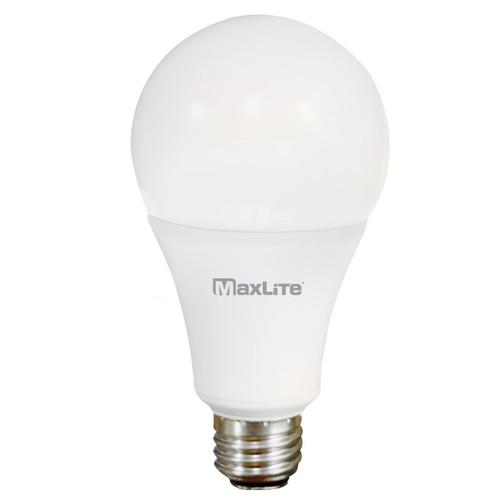 LED A21 - 17W - 100W Equiv - 3-Way Dimming - 1600 Lumens - MaxLite