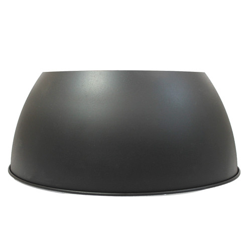 90° Black Aluminum Reflector Lumegen