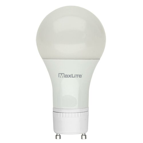 A21 - LED Bulb - 15W - GU24 Base - 100W Equiv - Dimmable - 1600 Lumens - MaxLite
