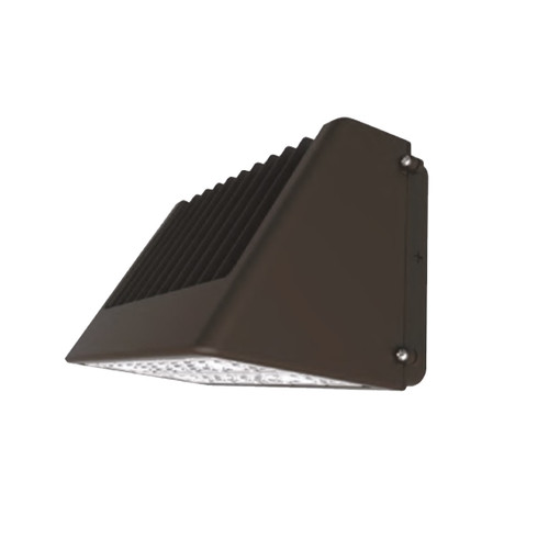 LED Cut-Off Wall Pack - 120 Watt - 10007 Lumens