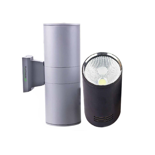 LED Up and Down Light - 36W - 3000k