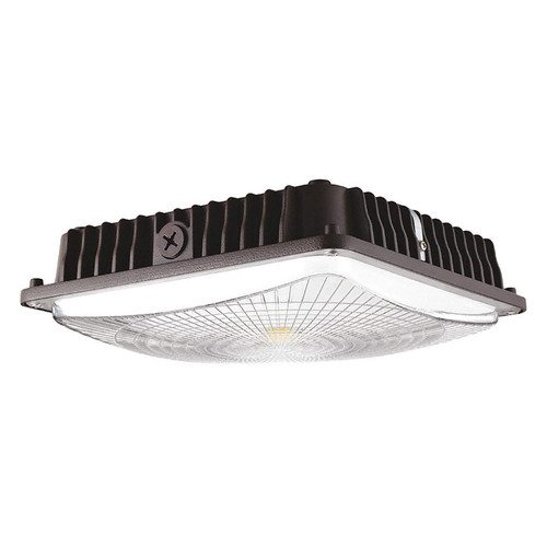 LED Ultra Thin Canopy Light - 70 Watt - 7857 Lumens - Morris