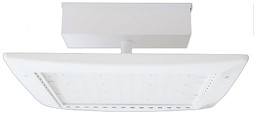 LED Recessed Canopy Light - Gas Station - 150 Watt - 20,483 Lumens - Morris
