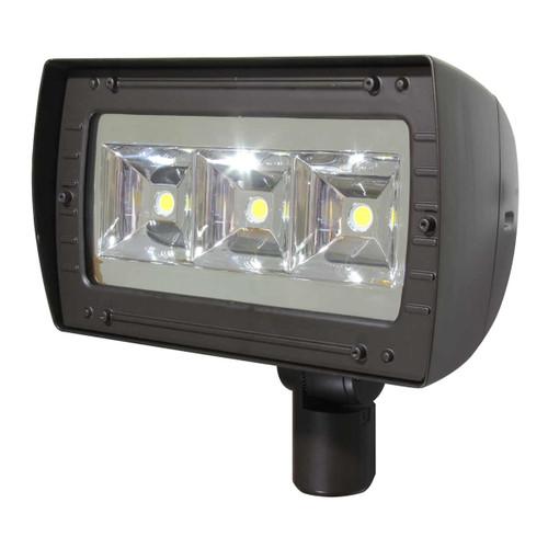 LED Flood Light - 114W - 12,010 Lumens - MaxLite
